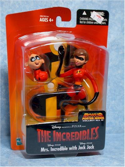 The Incredibles Toys R Us : The incredibles action figures my