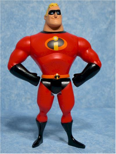 The Incredibles Toys : Michael crawford s review of the week