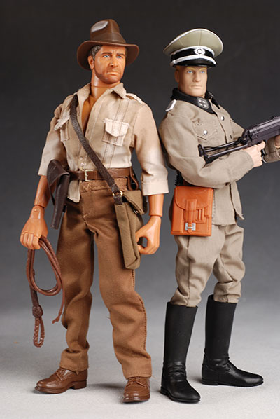 Indiana Jones German Soldier action figure 12 inch by Hasbro