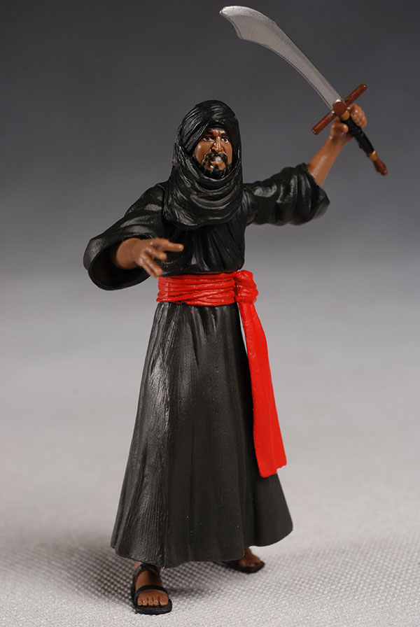 Indiana Jones Cairo Swordsman action figure from Hasbro