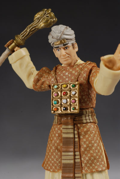 Indiana Jones Belloq action figure from Hasbro