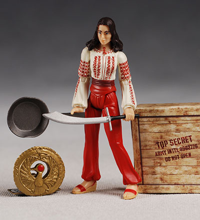 Indiana Jones Marion Ravenwood action figure from Hasbro
