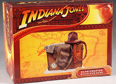 Indiana Jones DVD Case