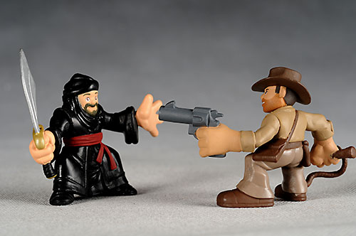 Indiana Jones Adventure Heroes action figures