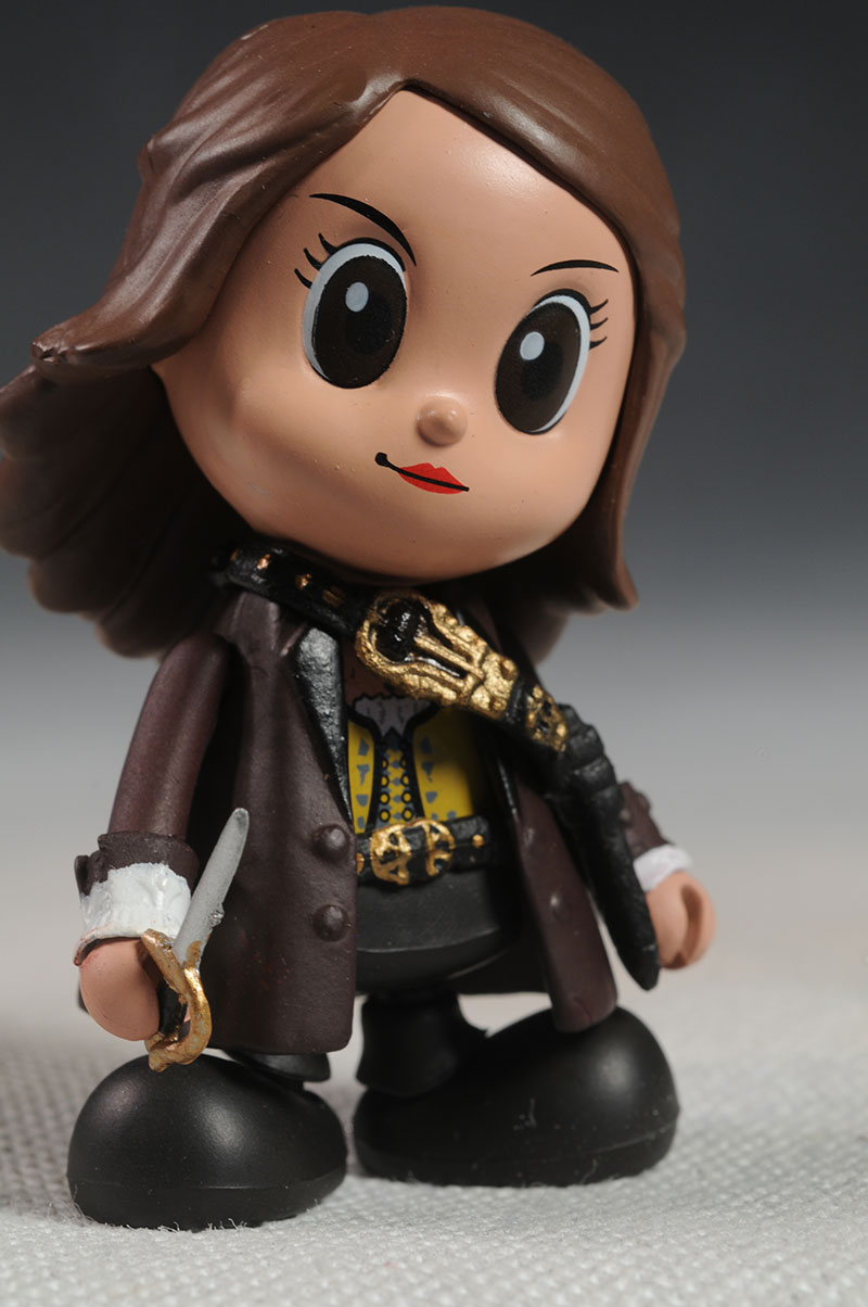 Pirates of the Caribbean Stranger Tides Cosbabies by Hot Toys