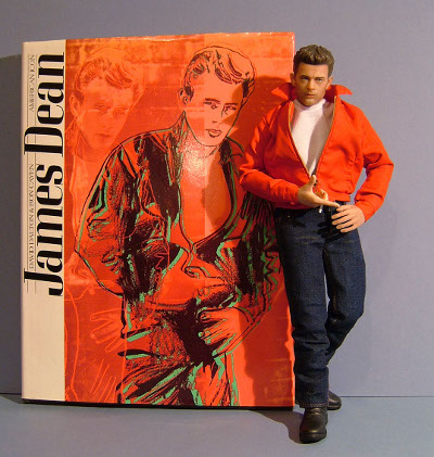 James Dean action figure by Hot Toys