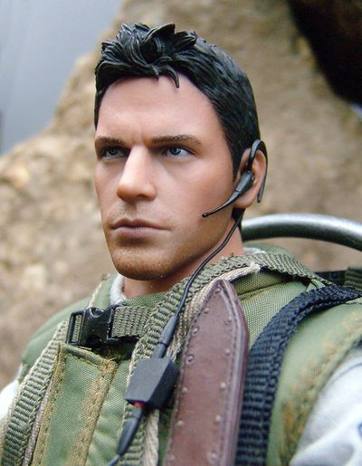 Resident Evil sixth scale action figures by Hot Toys