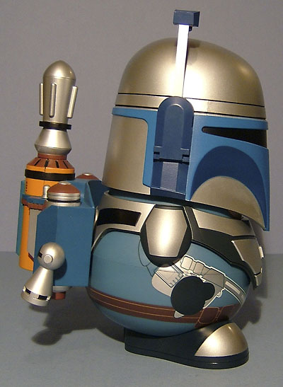 Jango Fett Jumbo Chubby from Hot Toys
