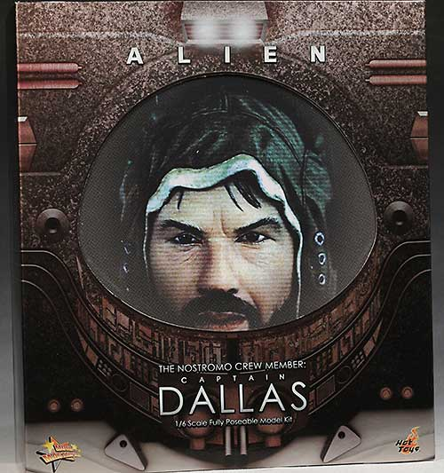 Hot Toys Aliens Kane and Dallas action figures