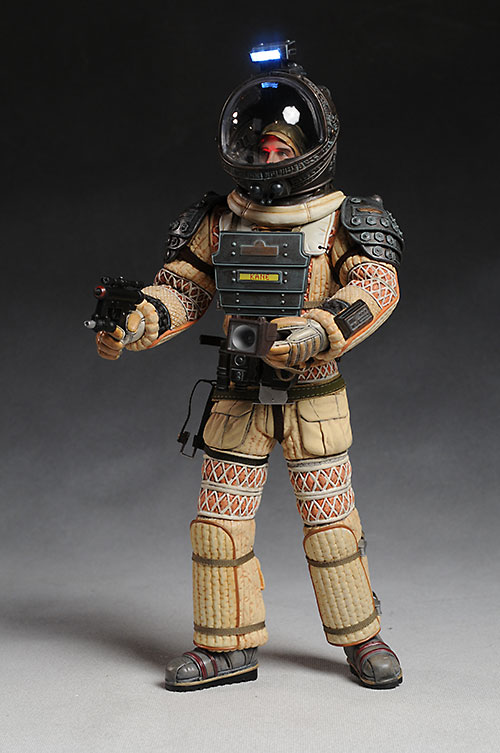 Hot Toys Alien Kane action figure