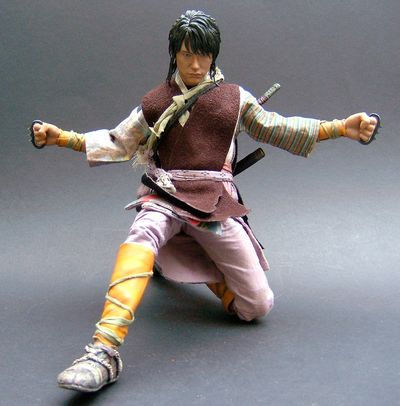 Kamui Gaiden sixth scale action figure by Hot Toys
