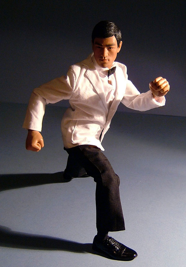 The Green Hornet Kato Bruce Lee action figure