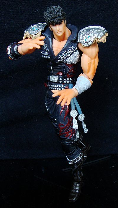 Kenshiro Revoltech Action Figure Another Pop Culture