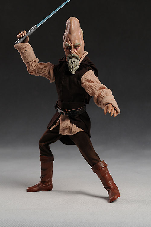 Ki-Adi-Mundi Star Wars action figure from Sideshow Collectibles
