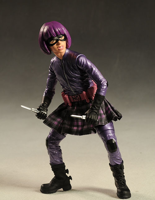 Hit-Girl 12 inch action figure by Mezco Toyz