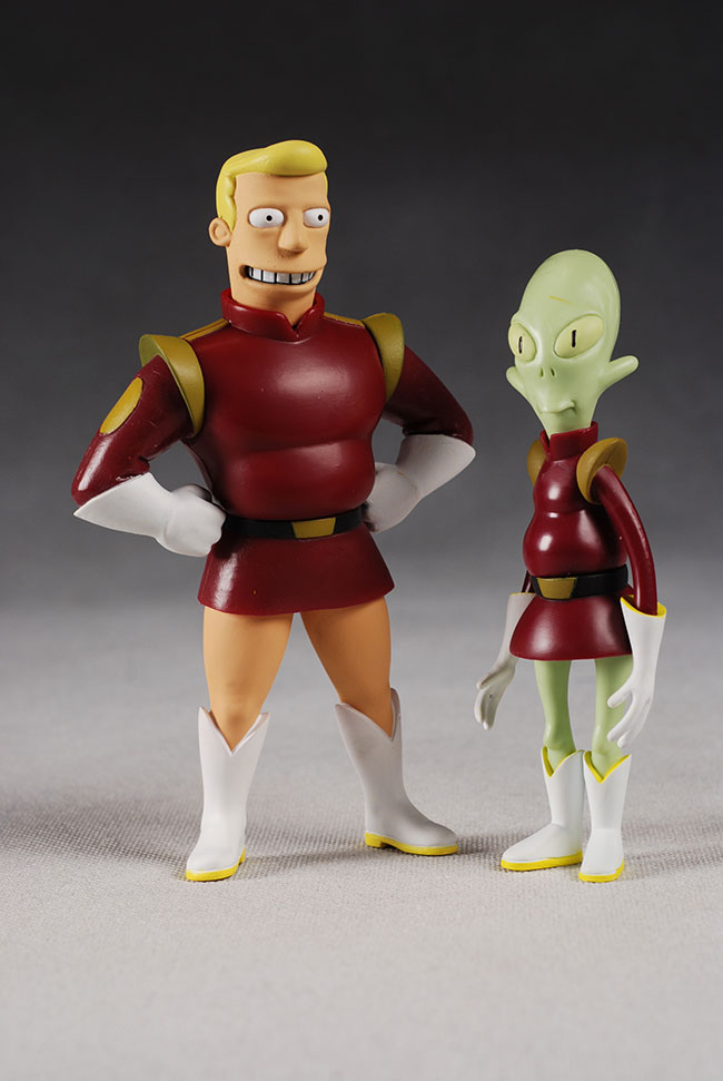 Futurama Kif Kroker action figure by Toynami