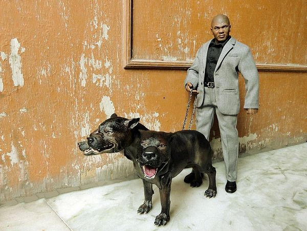 king of boxing final round mike tyson sixth scale figure