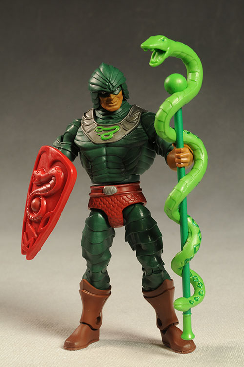 King Hsss Masters of the Universe Classics MOTUC action figure by Mattel