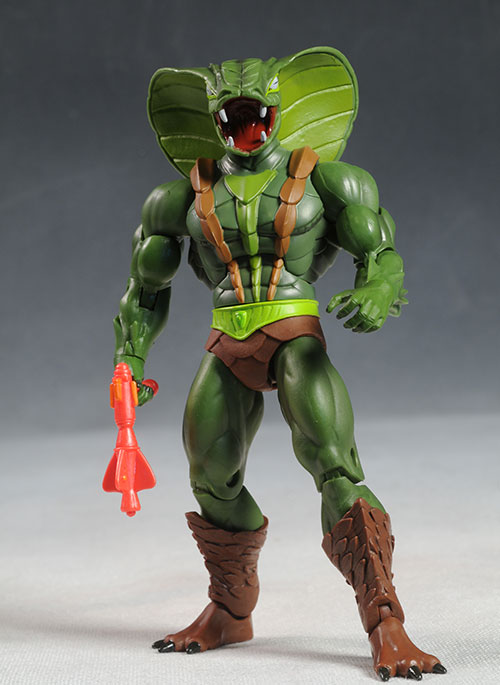 Kobra Khan Masters of the Universe Classics MOTUC action figure by Mattel