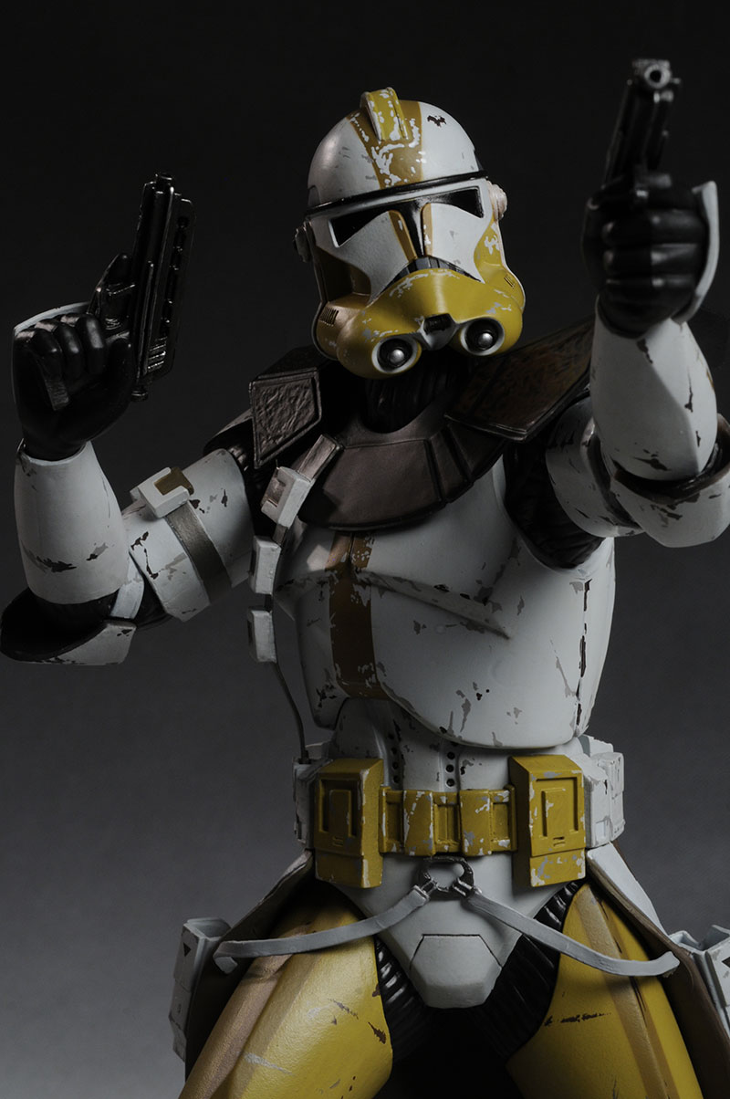 Kotobukiya Commander Bly model kit