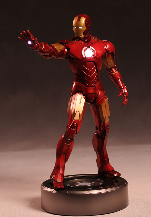 Iron Man 2 Mark IV statue by Kotobukiya