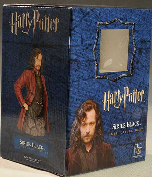 Harry Potter Sirius Black and Kreacher mini-busts - Another Pop ...