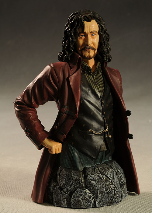 Sirius Black mini-bust by Gentle Giant