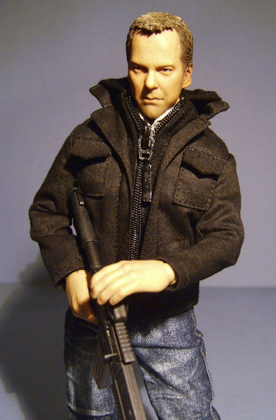 Jack Bauer 24 season 5 sixth scale outfit by Kunch