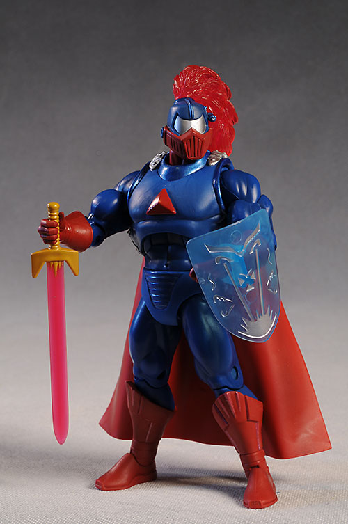 Sir Laser-Lot MOTUC Masters of the Universe Classics action figure by Mattel