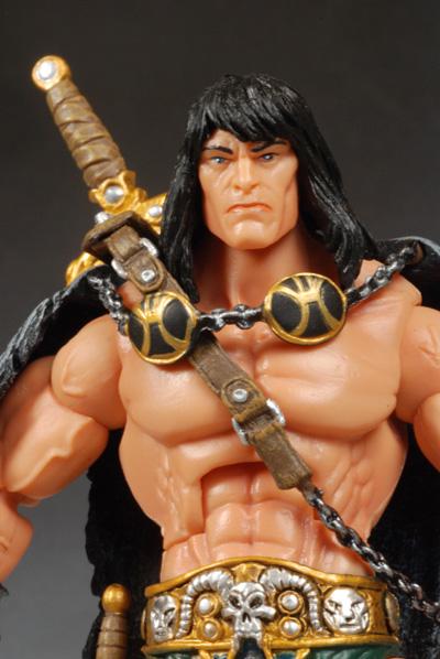 (Figura de ação] Conan e devorador Toy Bizz Review_lcbhconan_4