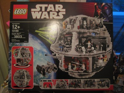 Lego Death Star Star Wars building block set