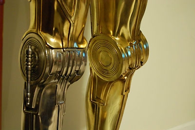 C-3PO Lifesize figure from Sideshow Collectibles