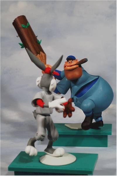Looney Tunes Series 2 Action Figures