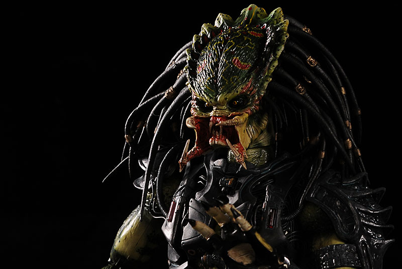 Predator 2 Lost Predator sixth scale action figure - Another Pop.