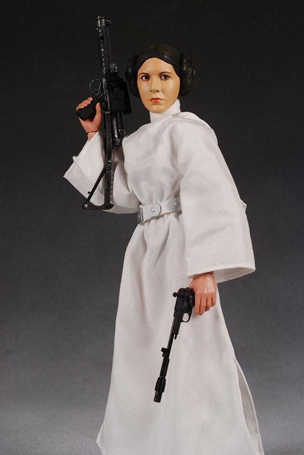 Sideshow Star Wars Princess Leia and Bespin Luke Skywalker