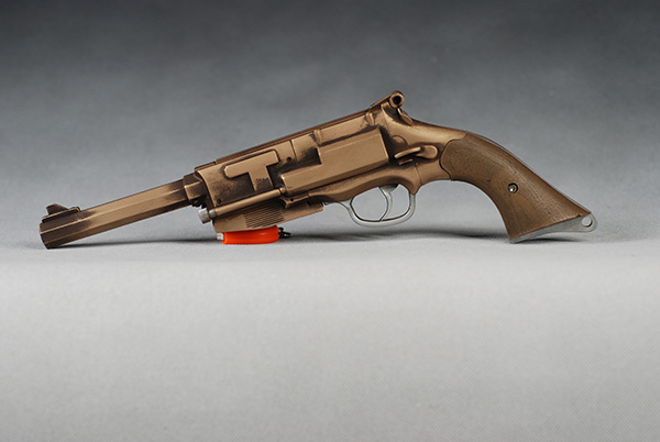 Firefly Serenity Resin Mal Reynolds/' Pistol Replica Prop Kit