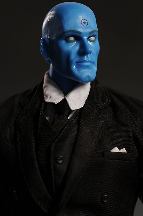 Dr. Manhattan deluxe action figures by DC Direct