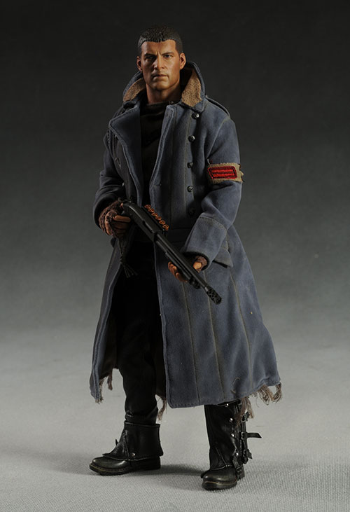 Terminator Salvation Marcus Wright action figure sixth scale by Hot Toys