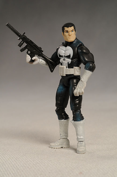 Marvel Universe Punisher action figure by Hasbro