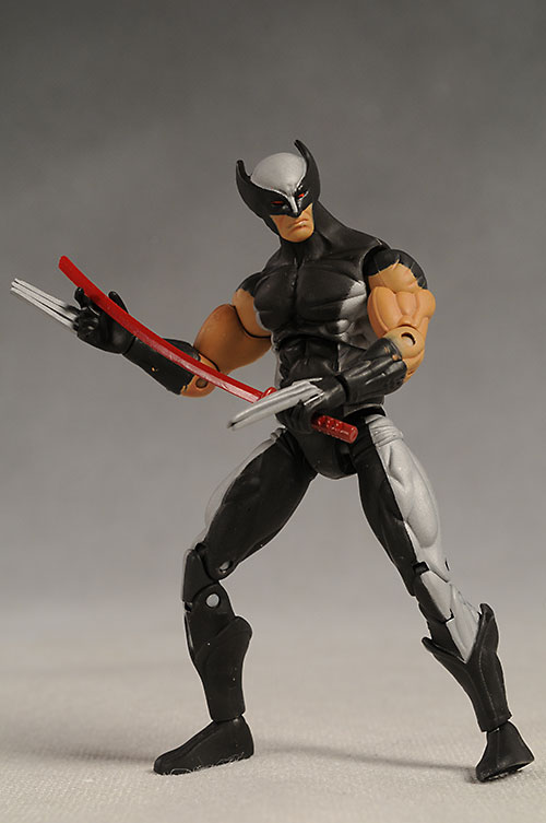 Marvel Universe Wolverine action figure by Hasbro