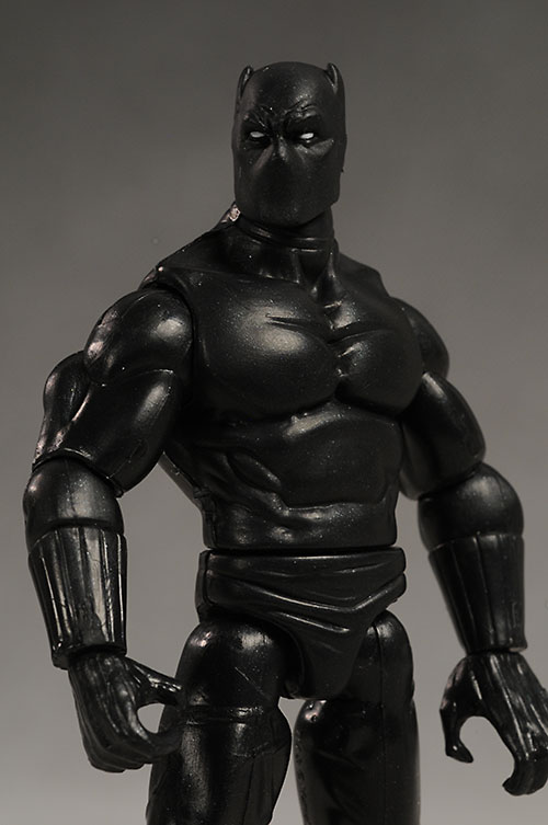 Marvel Universe Black Panther action figure by Hasbro