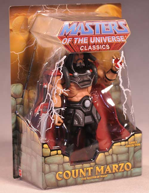 Count Marzo Masters of the Universe Classics MOTUC action figure by Mattel