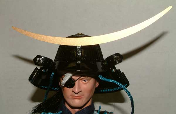 Samurai Masamune International Version action figure ...