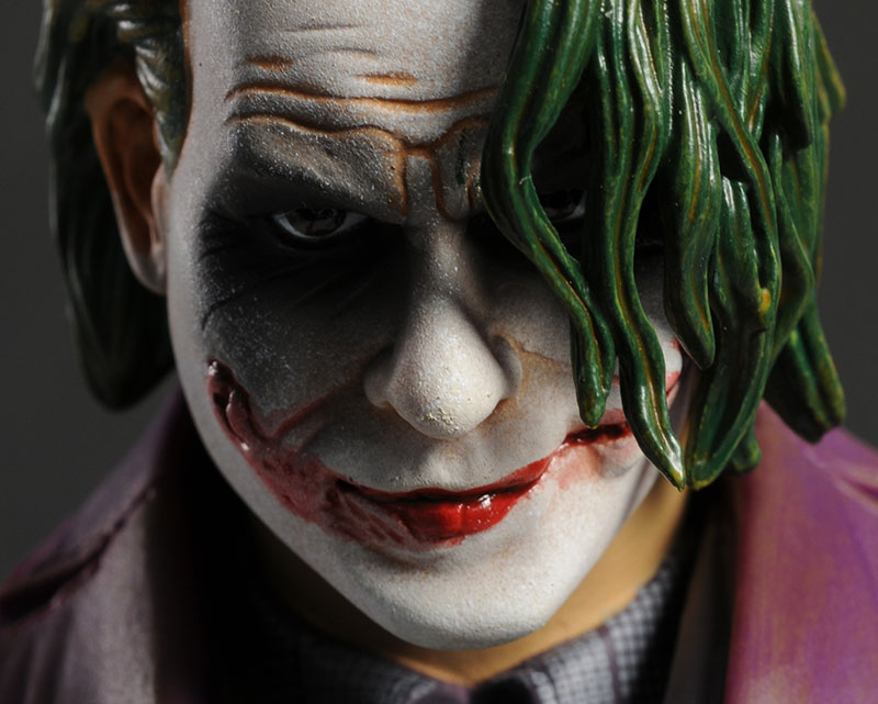 Dark Knight Joker 12 inch action figure from Mattel