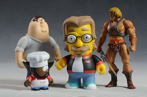 Matt Groening figure by Kid Robot