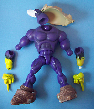 Maxx action figure by Shocker Toys