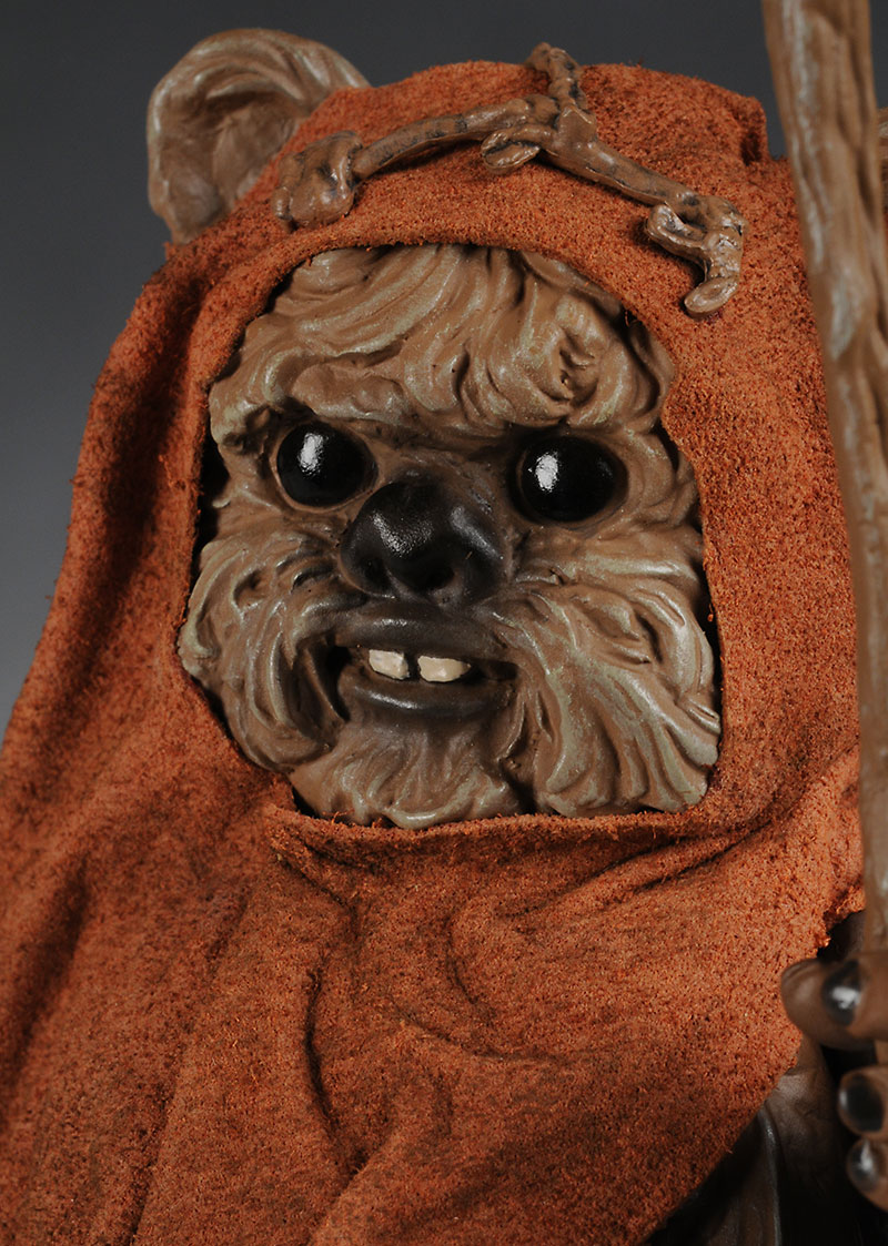 Medicom Star Wars Wicket the Ewok VCD action figure