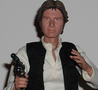 Han Solo Star Wars sixth scale action figure by Medicom
