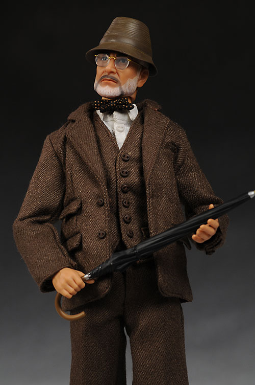 Medicom Indiana Jones Professor Henry Jones Sr action figure