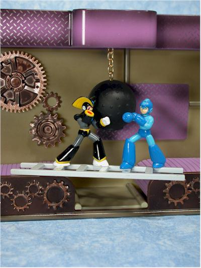 Mega Man Diorama Playsets Another Toy Review By Michael